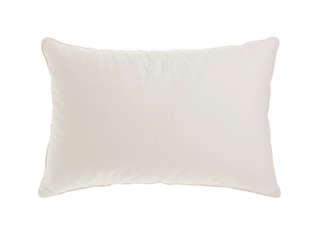 Soft As Down Microfibre With Silk Superking Pillow