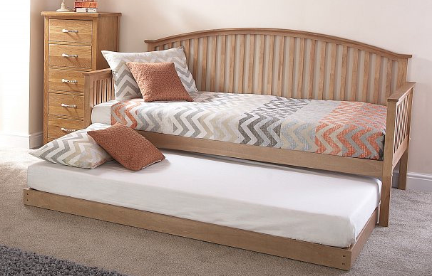 Milan Bed Company Madrid Day Bed & Underbed