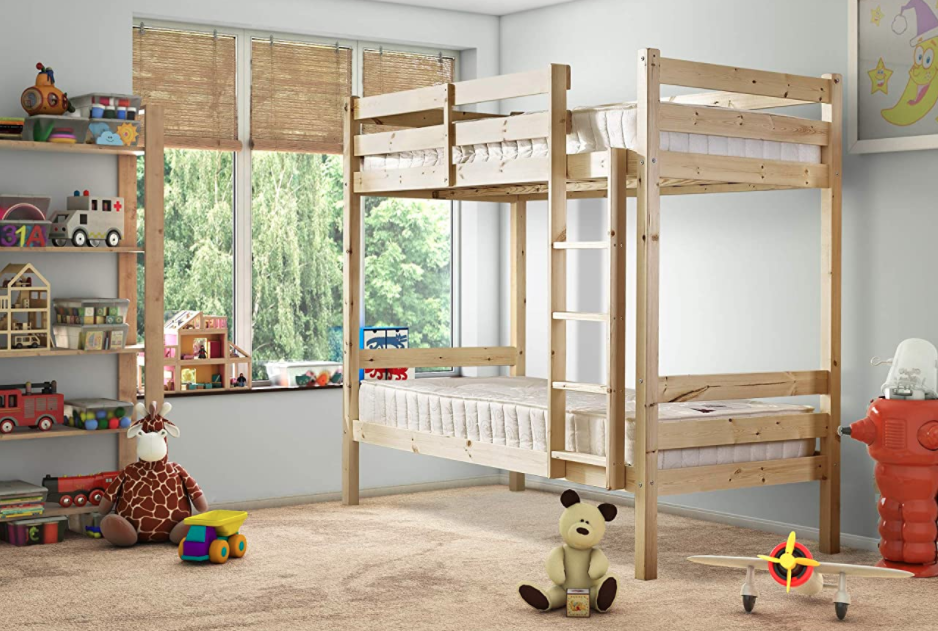 Strictly Beds & Bunks Everest Classic Bunk Bed