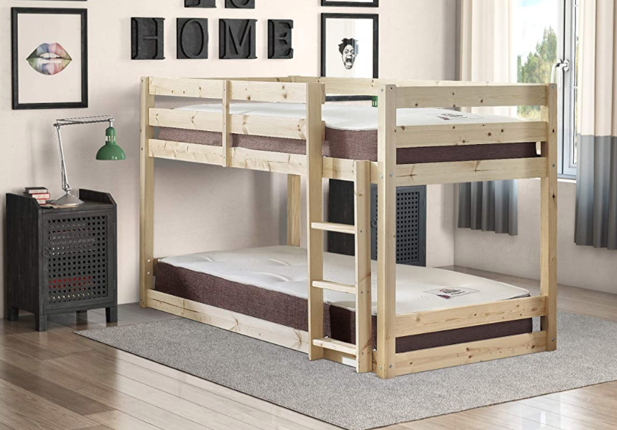 Strictly Beds and Bunks - Stockton Low Sleeper Bunk Bed